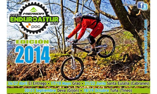 Calendario EnduroAstur BTT 2014
