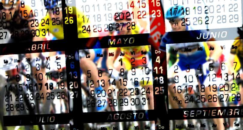 Calendario competición BTT XCO