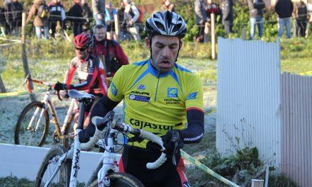 Marco quinto en el Mundial CX