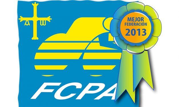 Mejor federación 2013