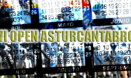 Calendario VI Open Asturcántabro de BTT
