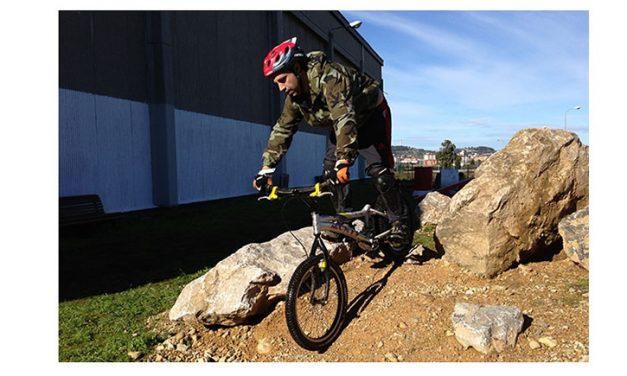 Primeros pasos de la Escuela asturiana de Trial Bici