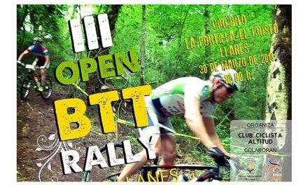 185 Inscritos para el III Open BTT Villa de Llanes