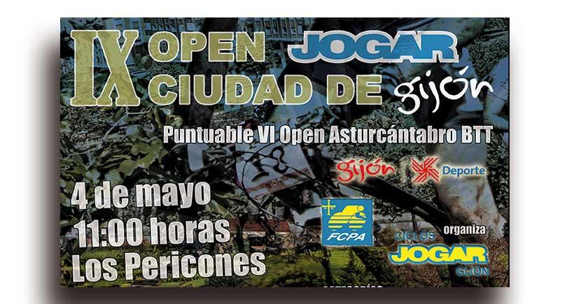 IX Open Jogar Ciudad de Gijón