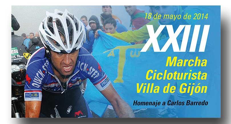 XXIII Marcha cicloturista Villa de GIjón