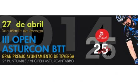 III Open Asturcón BTT de Teverga