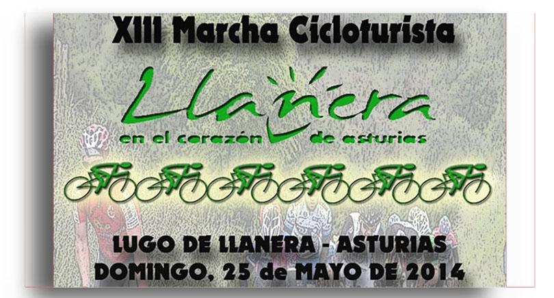 XIII Marcha cicloturista por el Corazón de Asturias