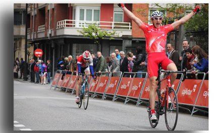 Gutiérrez se lleva la Clásica Lena Destino Ciclista