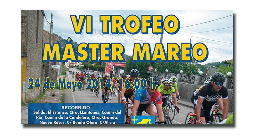 VI Trofeo Máster Mareo