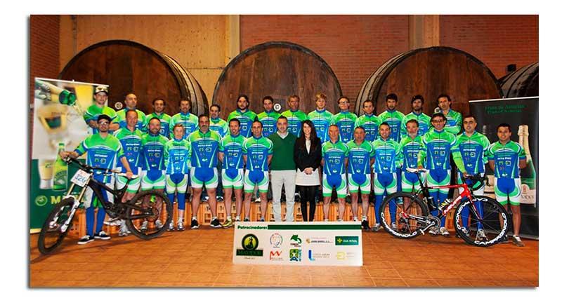 Presentación del C. C. Villaviciosa para la temporada 2014