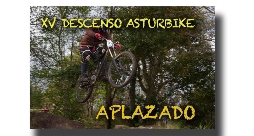 Aplazado el Descenso Asturbike de Gijón
