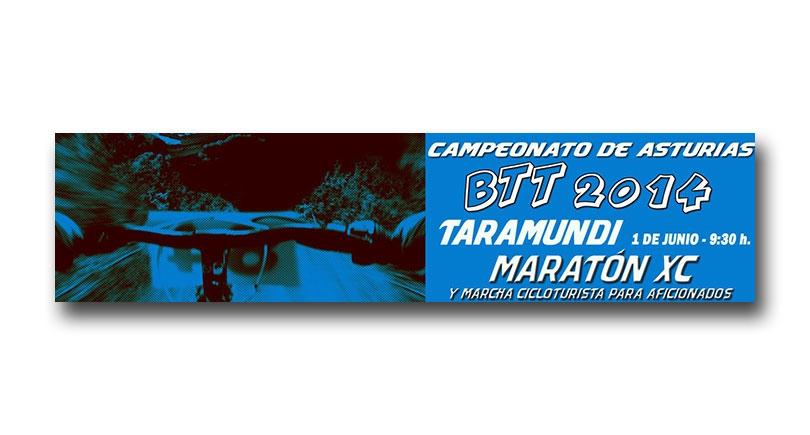 Maratón BTT de Taramundi 2014