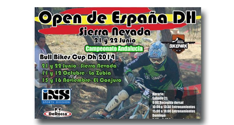 Marcos Antonio Díaz tercero en Sierra Nevada