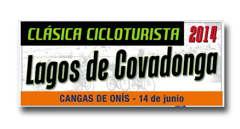 4000 Cicloturistas hacia los Lagos de Covadonga