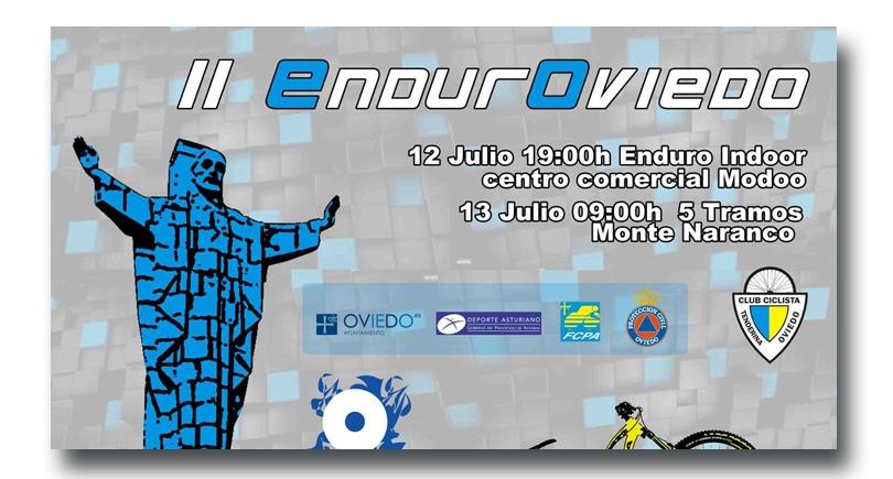 Video promocional Campeonato de Asturias II EndurOviedo