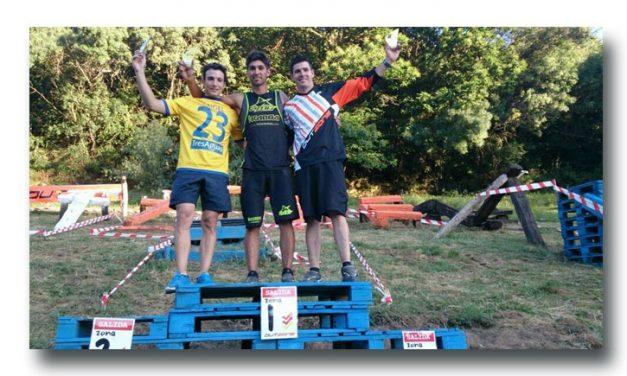Excelente actuación del C. Biketrial Gijón en Béjar
