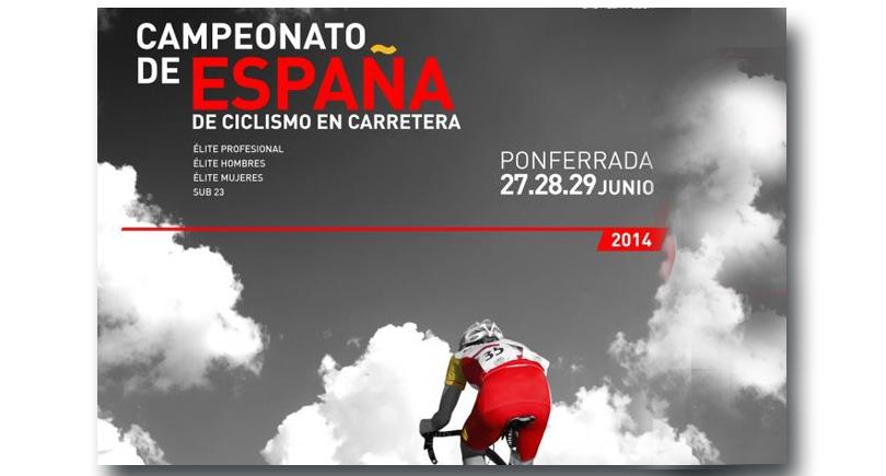 Campeonatos de España Ponferrada 2014