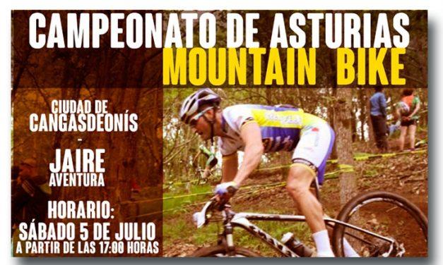 Campeonato de Asturias BTT XCO Cangas de Onís