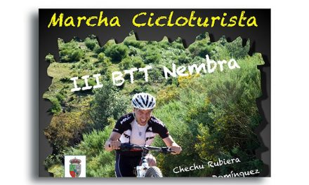III Marcha cicloturista circular de Nembra