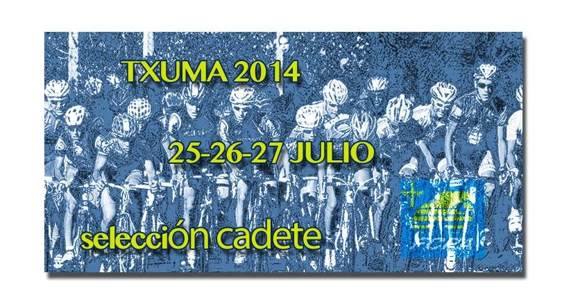 Sexteto para el Txuma 2014