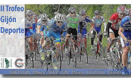 II Trofeo Santa Ana, final del Trofeo Gijón Deporte