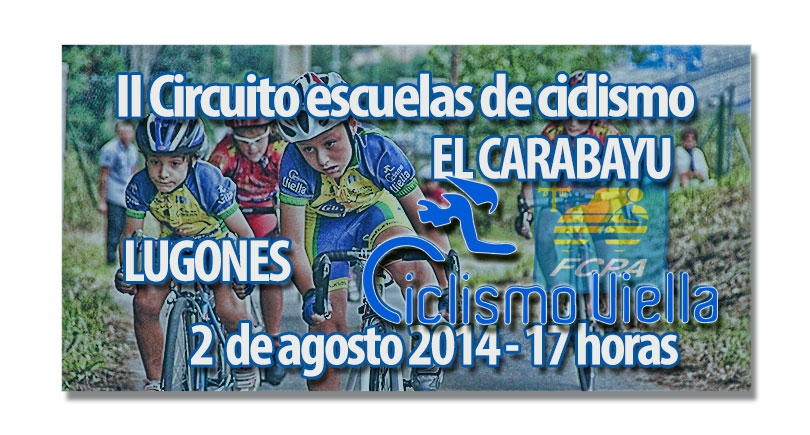 """II Circuito de Escuelas de ciclismo """"El Carbayu"""""""