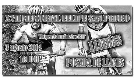 XVII Memorial Felipe San Pedro final del O. Asturcántabro BTT