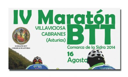 IV Maratón Comarca de la Sidra