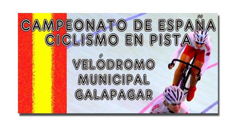 Seleccionad@s para el CTO. de España en Pista