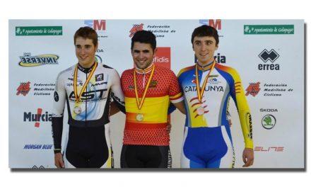 Los juniors consiguen las primeras medallas para Asturias