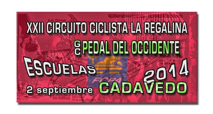 XXII Circuito ciclista La Regalina