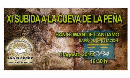 XI Subida a la Cueva de La Peña
