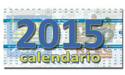 Solicitud de pruebas para el calendario 2015