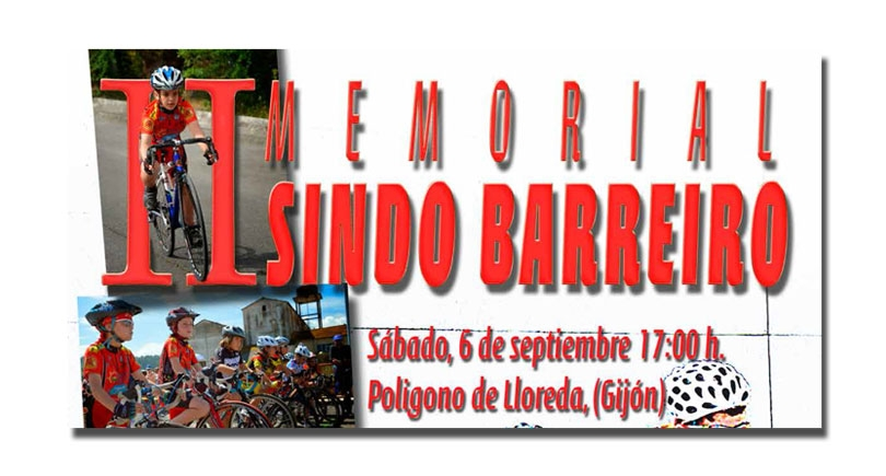 2º Memorial Sindo Barreiro