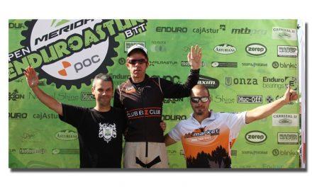 Nueva victoria de Arriola en el EnduroAstur BTT