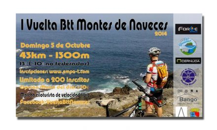 I Vuelta BTT montes de Naveces