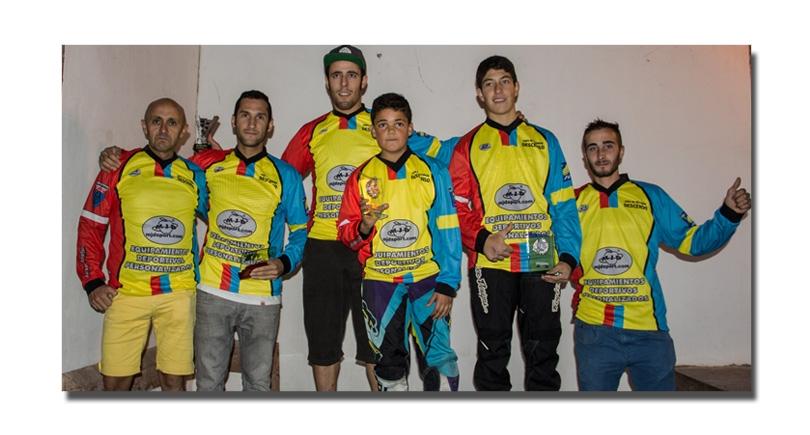 Final de la temporada de descenso en Tuña