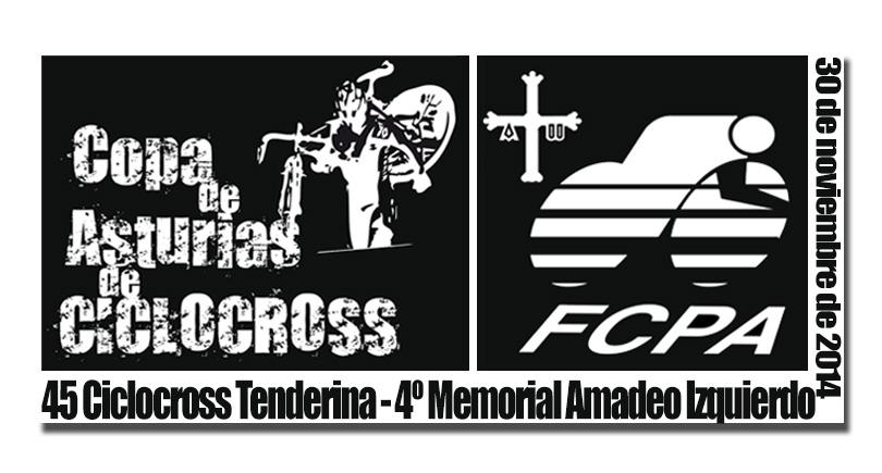 45 Ciclocross Tenderina – 4º Memorial Amadeo Izquierdo