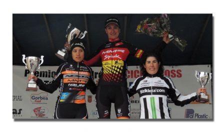 Nuño y Prieto vencen en Ametzaga, Rocío octava en Alemania