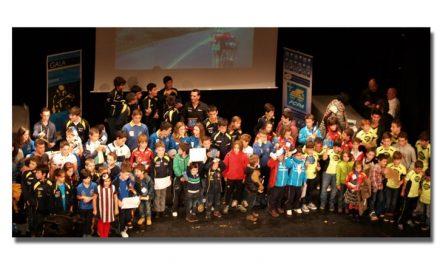 Homenaje al ciclismo asturiano en la Gala de Pola de Lena