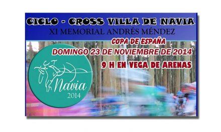 Ciclocross Villa de Navia, la Copa regresa al Principado con un clásico