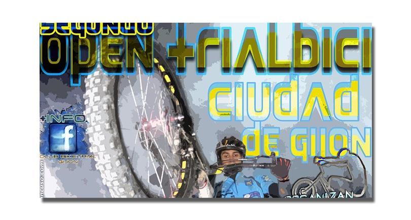 II Open Trial Bici Ciudad de Gijón