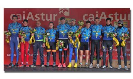 Candás corona a los campeones de Asturias de CX 2015