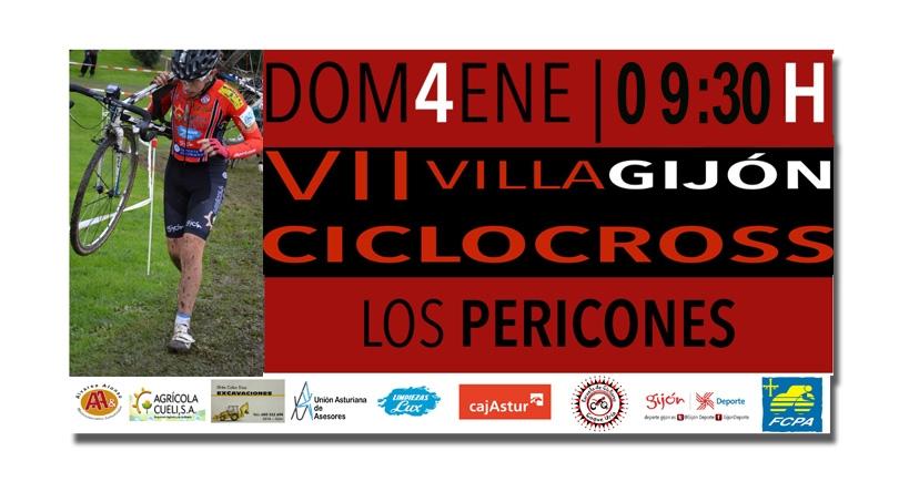 VII Trofeo Villa de Gijón de Ciclocross