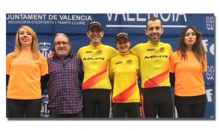 Cuatro Copas de España de ciclocross se vienen para el Principado