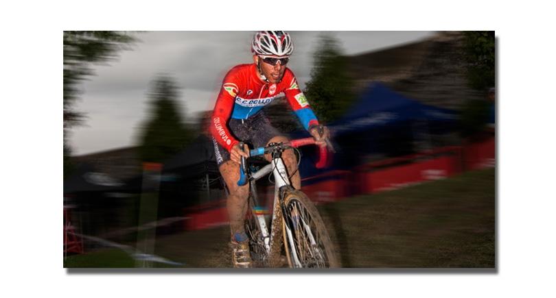 Mario Junquera segundo en el ciclocross de Güeñes