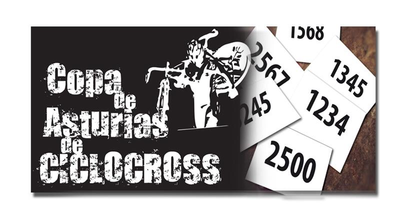 Devolución de dorsales y chips de la Copa de Asturias de CX