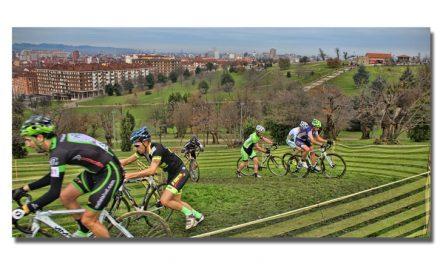 Los relevos abren el nacional de ciclocross de Gijón