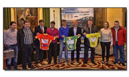 Presentada la Challange Principado de Asturias junior