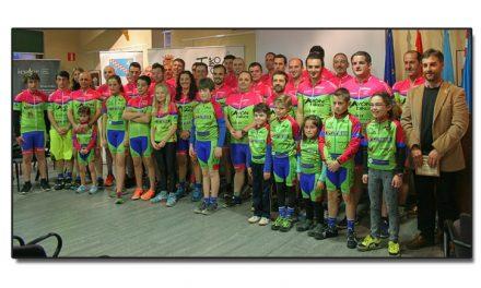 El Team Bike Cabranes presentó sus credenciales para el 2015